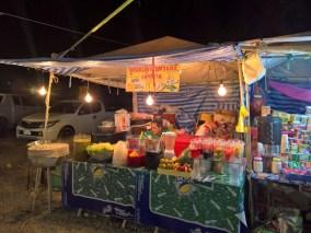 パトンビーチ期間限定のナイトマーケット(~2017年12月22日まで )