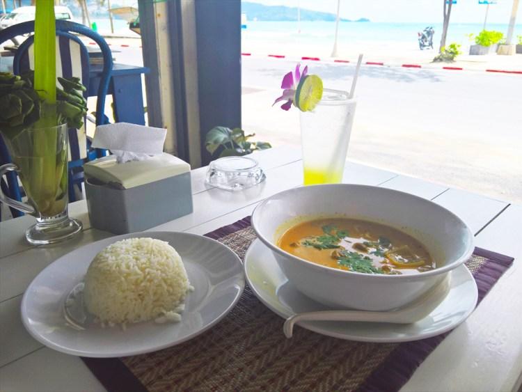 カフェ・デル・マー ( Cafe Del Mar ) / パトンビーチのレストラン