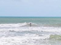 2018年07月21日のパトンビーチ&カリムビーチ・13:30頃の風景