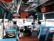 ソンテウ(乗り合いバス)の乗り方 ( パトンビーチ →プーケットタウン )