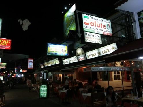 サルーテ・イタリアン・レストラン ( Salute Italian Restaurant Pizzeria ) / イタリアン / パトンビーチのレストラン