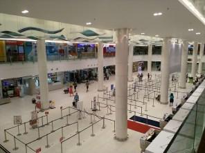 プーケット国際空港・国内線ターミナルの稼動風景 ( 2018年09月03 日 )