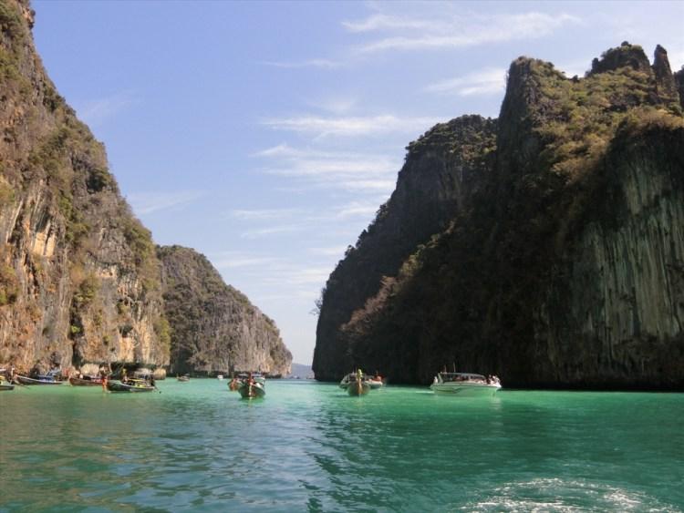 ピピ島&バンブー島&カイ島ツアーの紹介 その1