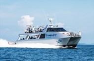 ラグジュアリーカタマラン船でゆく!! ヤオノイ島1日ツアーの取り扱いを開始しました。