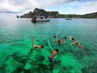 ラグジュアリーカタマラン船でゆく!! ピピ島周遊1日ツアーの取り扱いを開始しました。