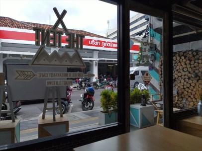 ザ テント ( THE TENT ) / プーケットタウンのカフェ