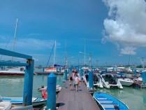 HYPE BOAT CLUB / スタイリッシュカタマランで行く ラヤ島+コーラル島ツアー の紹介その1