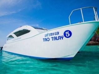 カタマラン(双胴船)でゆくシミラン島ツアー 2019-2020年度のご案内&受付開始 (10月15日より催行スタート)