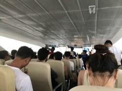 1.お迎え~港を出発するまで / カタマラン(双胴船)でゆくシミラン島ツアーの紹介