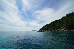 シミラン諸島の美しい景色をお届けします