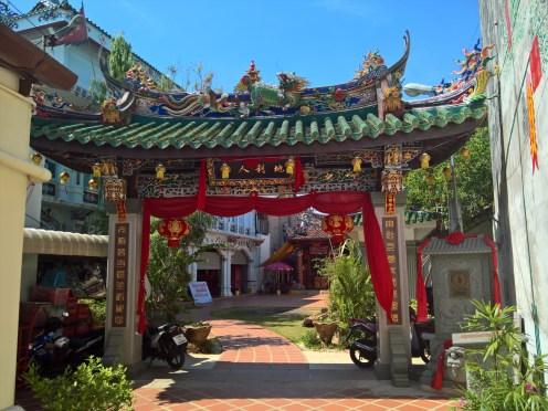 Saeng Tham Shrine (定光堂)