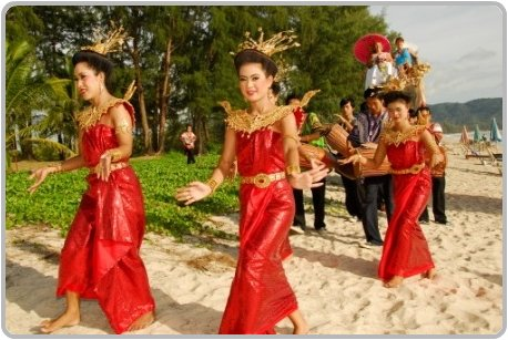 Thai Traditional Wedding Ceremony