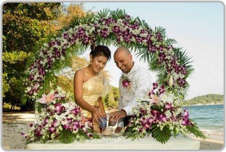 Ultimate Garden Wedding Setup In Thailand 8 The