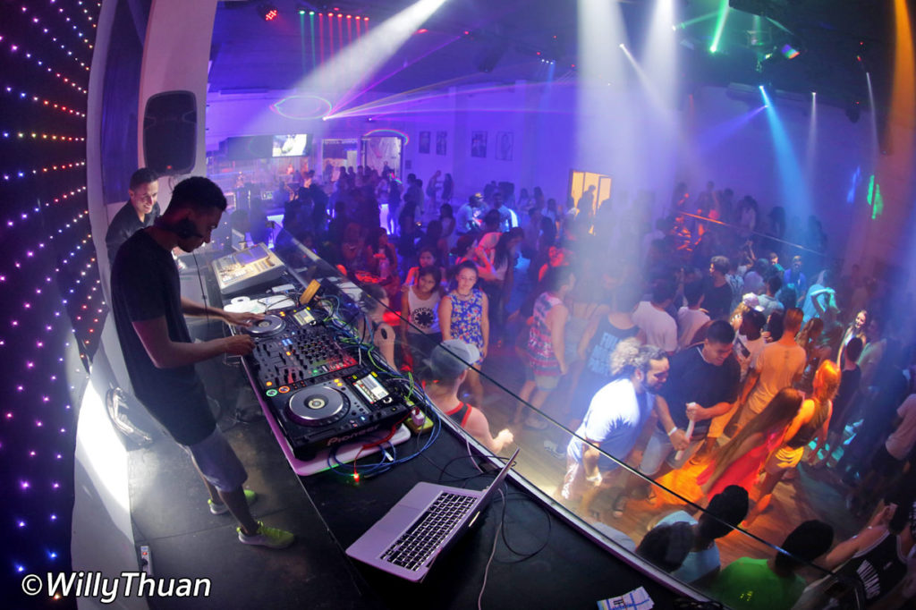 Best Night Clubs in Phuket
