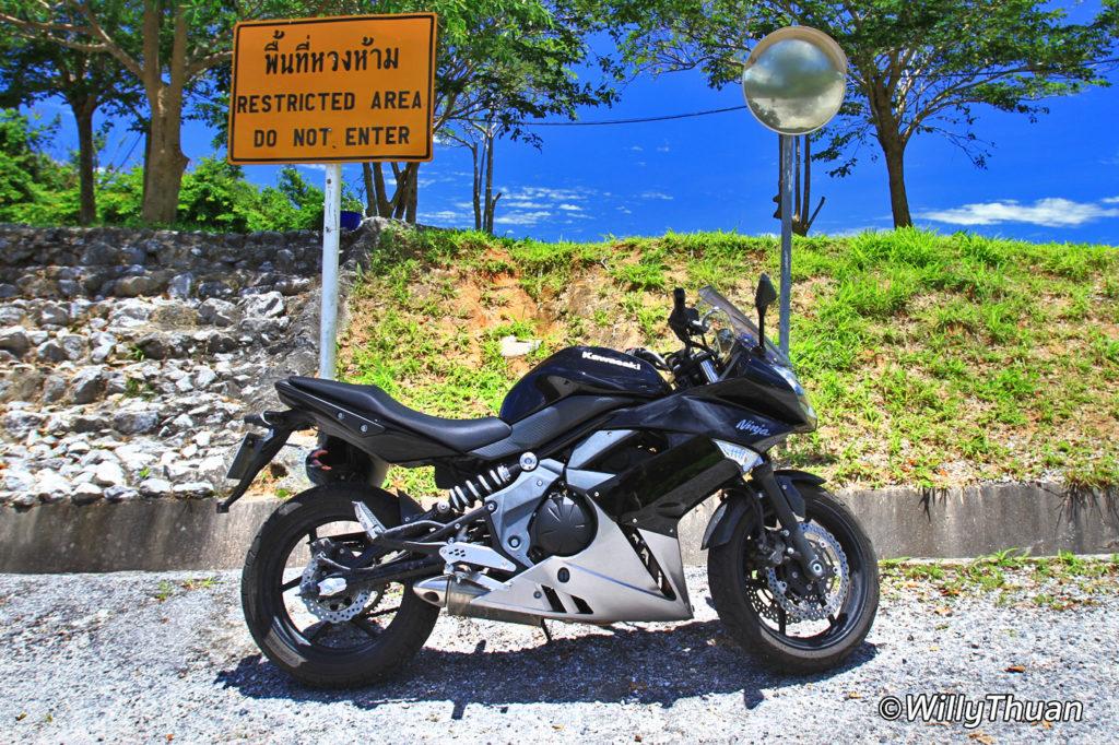 Renting a Bike in Phuket