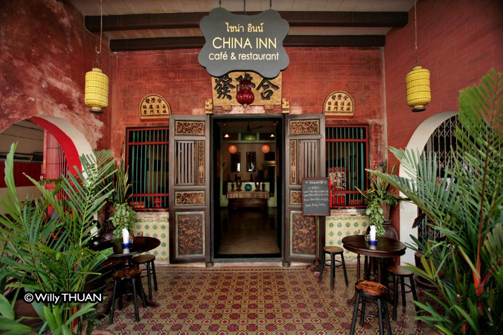 China Inn on Thalang Road
