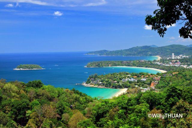 Phuket Viewpoints - Karon Viewpoint