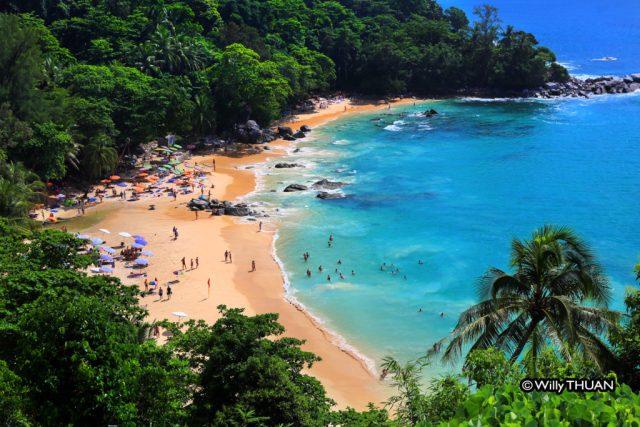 Laem Singh Beach View Point