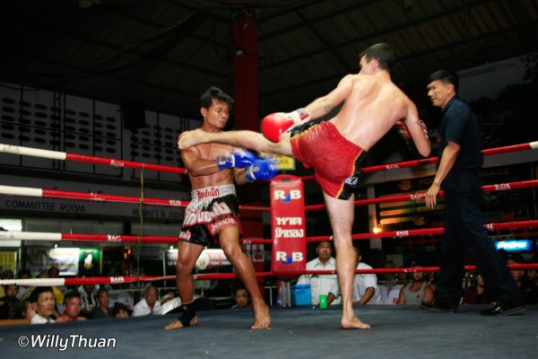 Thai Boxing in Phuket – Phuket Muay Thai