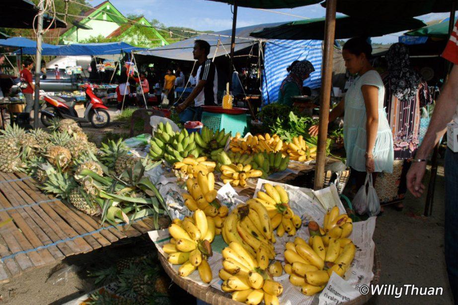 Phuket Fresh Markets