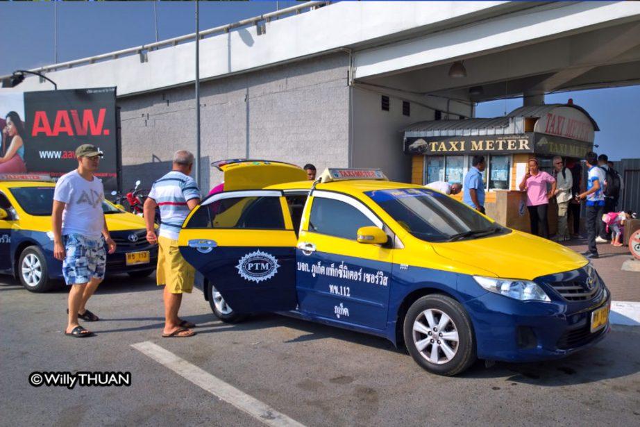 Airport Taxi Meter