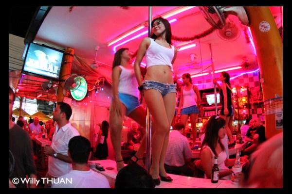 Soi Lion – Bangla Road – Phuket Nightlife