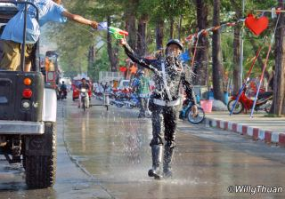 Songkran in Phuket
