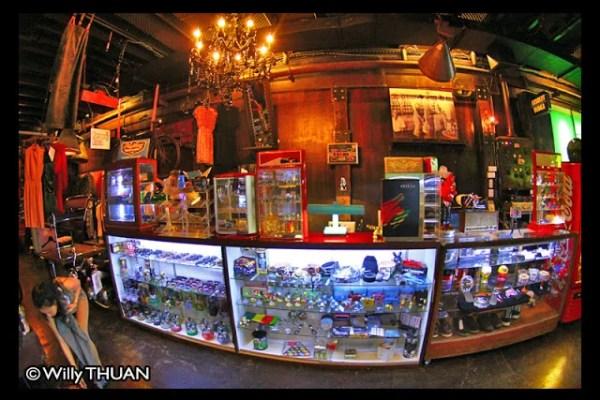 The Mine Bar in Phuket Town