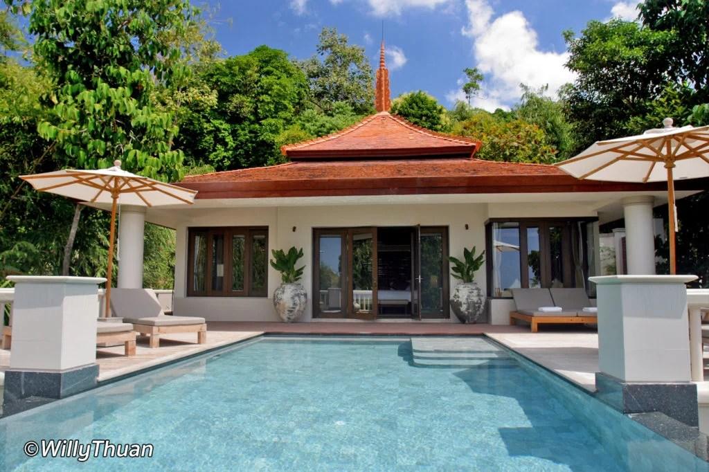 Romantic Villas in Phuket