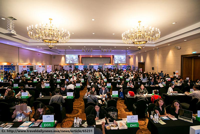 TCEB 2017, Thailand's 4th Domestice MICE Mart Event, Phuket Meetings