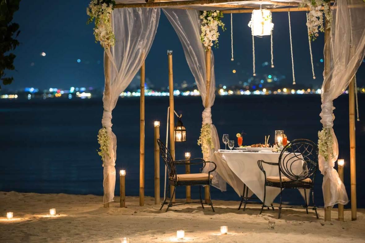 romantic restaurants in Phuket