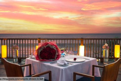 Romantic Dining, Phuket romantic Dinner