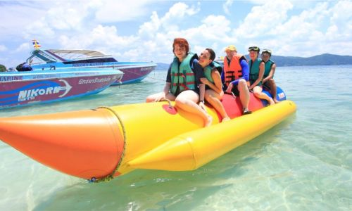 CORAL ISLAND WATER SPORTS TOURS