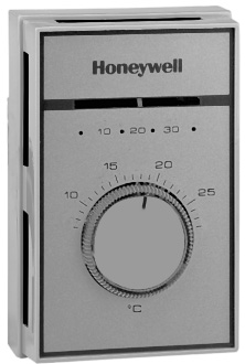Honeywell #T651A3018 T651A Commercial Light Duty Line