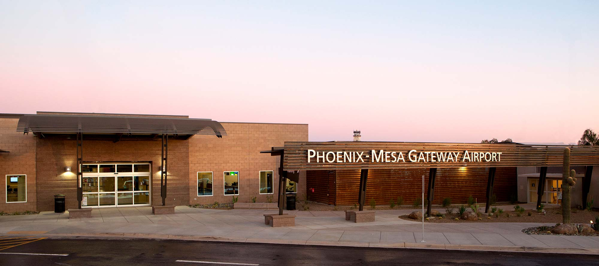 PhoenixMesa Gateway Airports New International Trade
