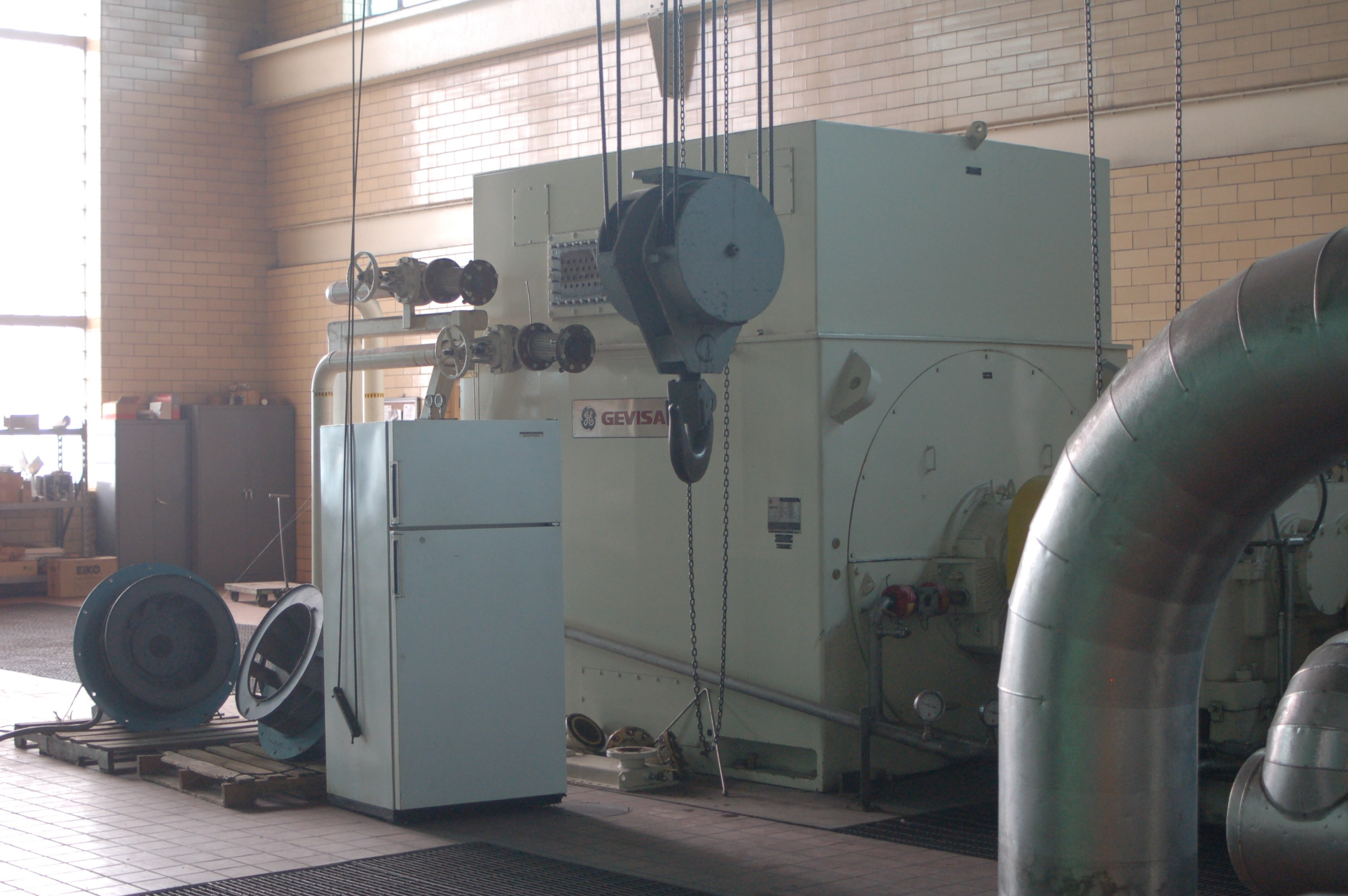 7 MW Dresser Rand Steam Turbine Generator  12120  New Used and Surplus Equipment  Phoenix