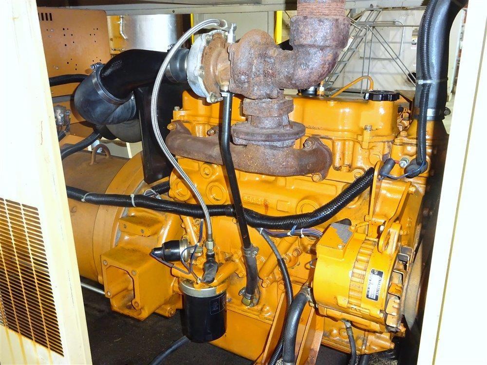 Generac SD060 60 KW Diesel Engine  Generator  11207  New Used and Surplus Equipment  Phoenix