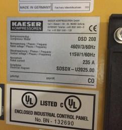 636 cfm kaeser compressors rotary screw compressor [ 2448 x 3264 Pixel ]