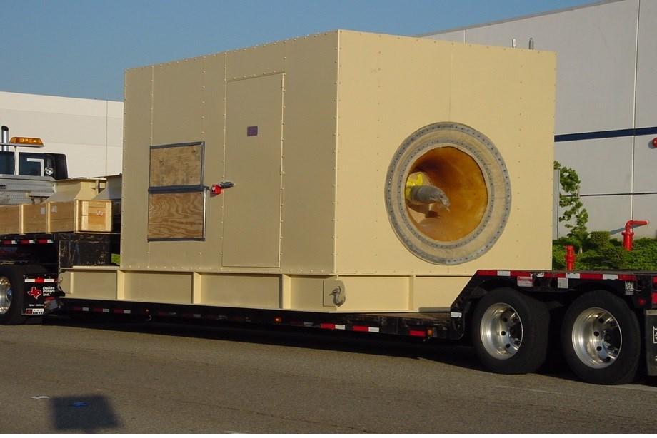 LM 1500 Gas Turbine Generator  12104  New Used and Surplus Equipment  Phoenix Equipment