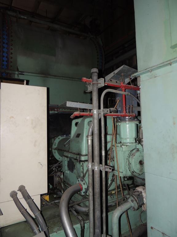 20 MW ABB Alstrom GEC Ahlstrom Steam Turbine 20 MW  Used 20 MW ABB Alstrom GEC Ahlstrom