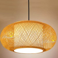 Bamboo Ceiling Light Fixtures | Integralbook.com