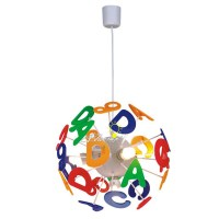 Children ABC Pendant Lighting 9066 : Free Ship! Browse ...