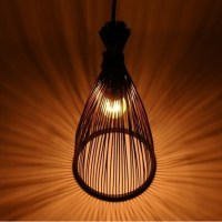 Natural Bamboo Pendant Lighting 9945 : Browse Project ...