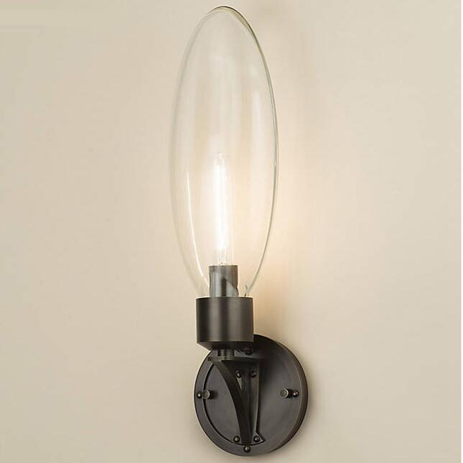 Steampunk Wall Sconce 13867 : Free Ship! Browse Project