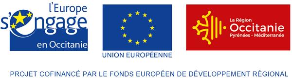 Logo FEDER, partenaire de Phyco-biotech