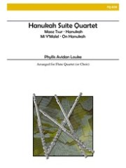 ALRY Hanukah Suite Quartet