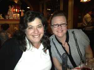 With Sarah Jackson