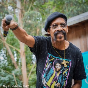 War and Malo perform at Stern Grove