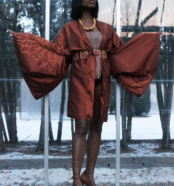 Wearable Art – Inspired by East Asian and African Clothing