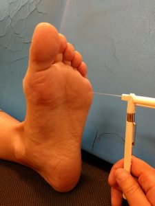 Foot For Thought Plantar Cutaneous Sensation and Standing